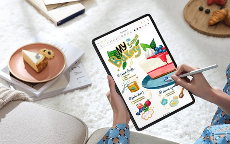 Huawei Launches New HUAWEI MatePad Pro to Keep Creativity Flowing