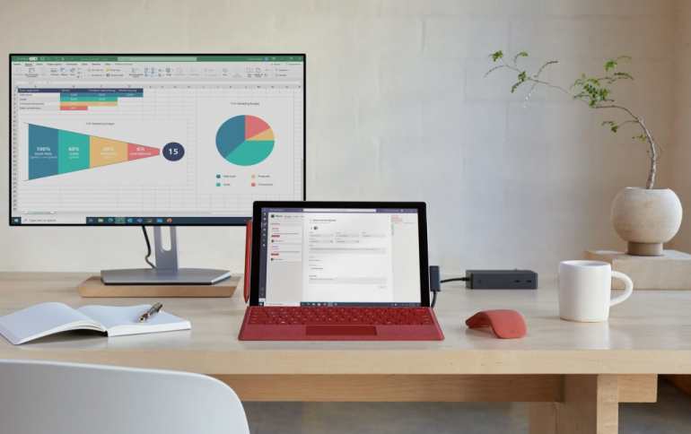 Microsoft Introduces Surface Pro 7+