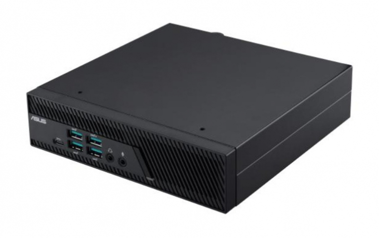 ASUS Announces Mini PC PB62