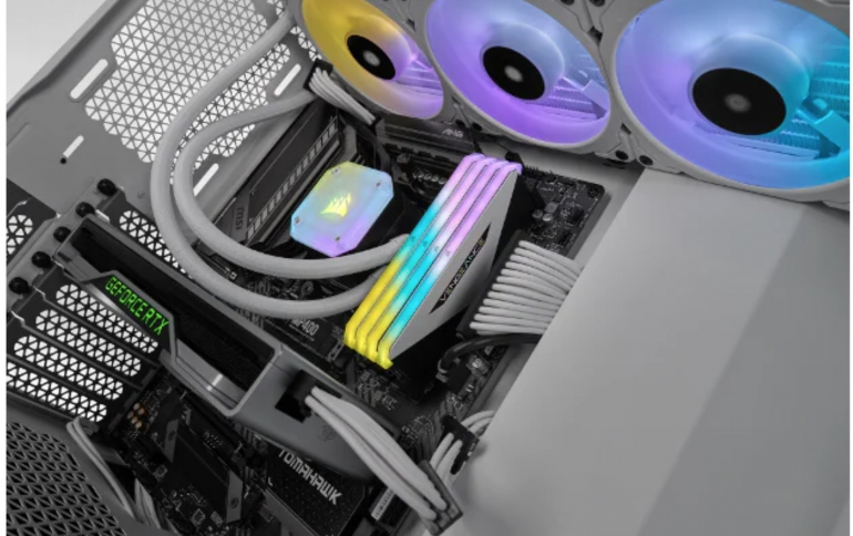 CORSAIR Adds Two New Entries to its VENGEANCE RGB DDR4 Memory Lineup