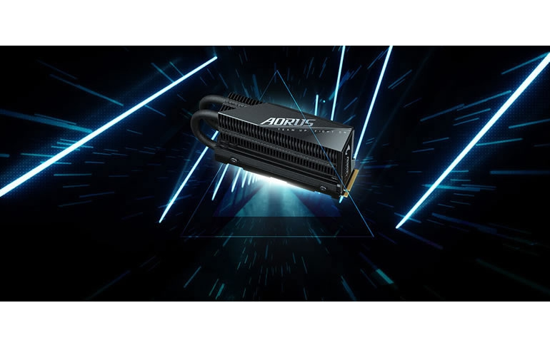GIGABYTE Unleashes the AORUS Gen4 7000s Prem. SSD, Your Smartest Choice for High-speed SSD