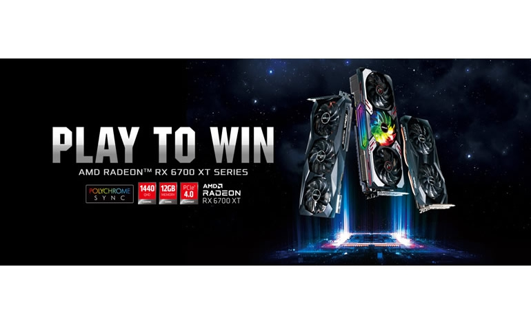 ASRock Launches AMD Radeon™ RX 6700 XT Series Graphics Cards Level Up Your 1440p Gaming Experience