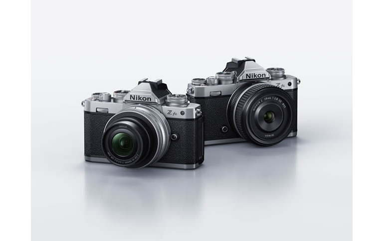 Nikon releases the Z fc DX-format mirrorless camera and new lenses