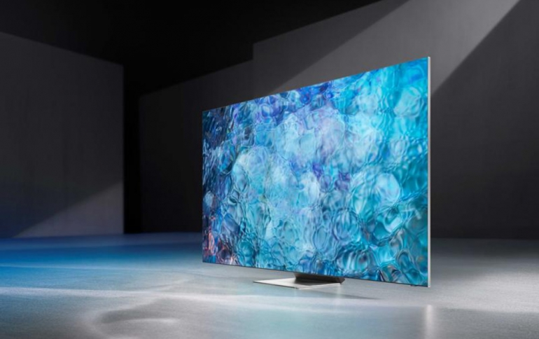 Neo QLED: Samsung televisions use mini LEDs for illumination