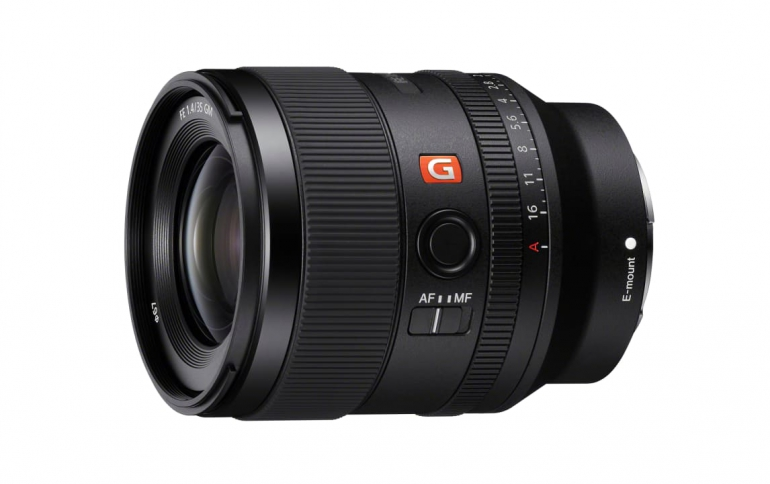 Sony Launches Newest Addition to G Master Full-Frame Lens Series with the Indispensable FE 35mm F1.4 GM