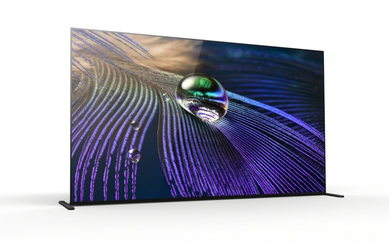 World's first cognitive intelligence TV, Sony BRAVIA XR A90J, to go on sale in Europe in March