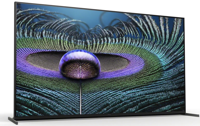 """Sony announces new BRAVIA XR 8K LED, 4K OLED and 4K LED models with new """"Cognitive Processor XR"""""""