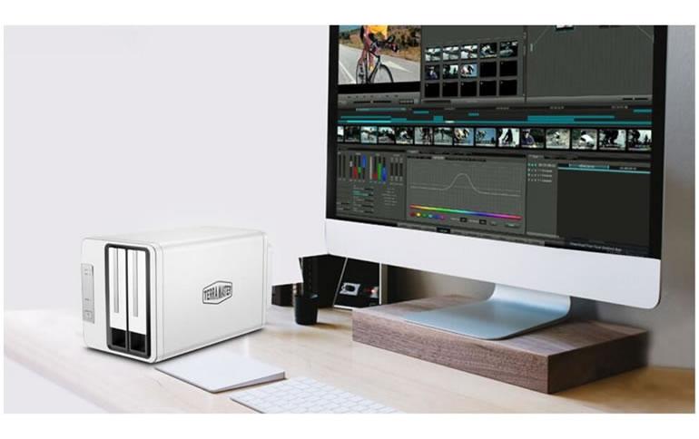 TerraMaster Announces D2-310 2-Bay RAID Storage with USB 3.1