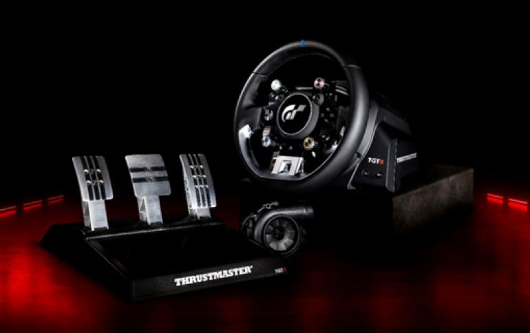 Thrustmaster Announces T-GT II