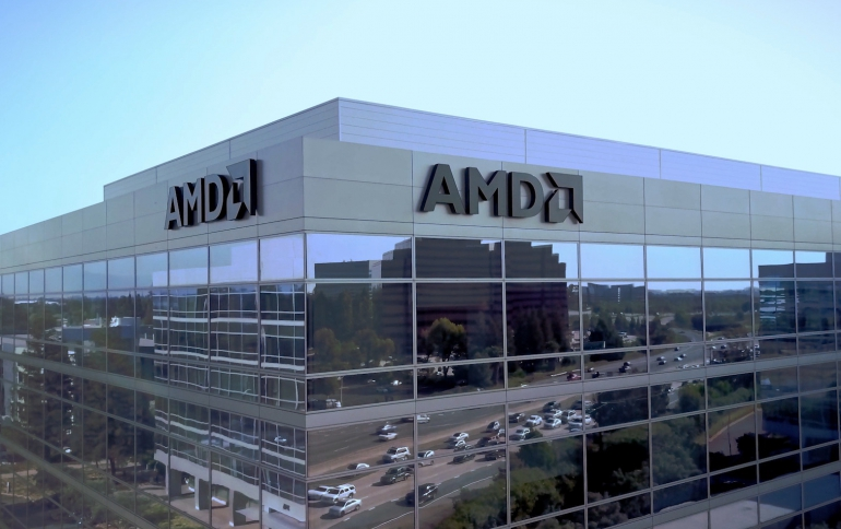 AMD Reports Record Data Center Revenue