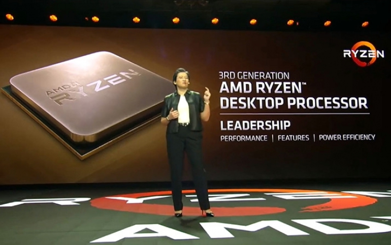 AMD's Lisa Su to Announce 3rd Generation Ryzen Processors at 2019's Computex