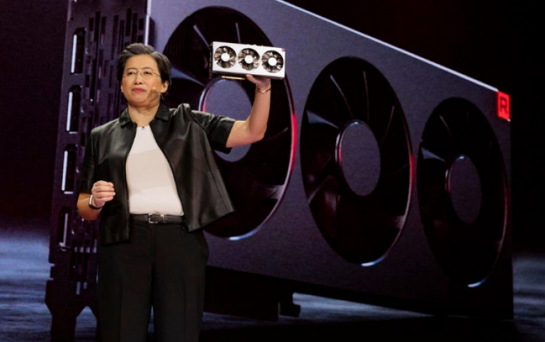 CES: AMD  Reveals 7nm AMD Radeon VII Graphics Card, Demonstrates Upcoming 3rd Gen AMD Ryzen Desktop Processor