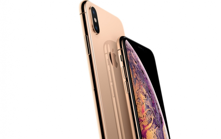 Apple to Release Three OLED iPhones in 2020: report