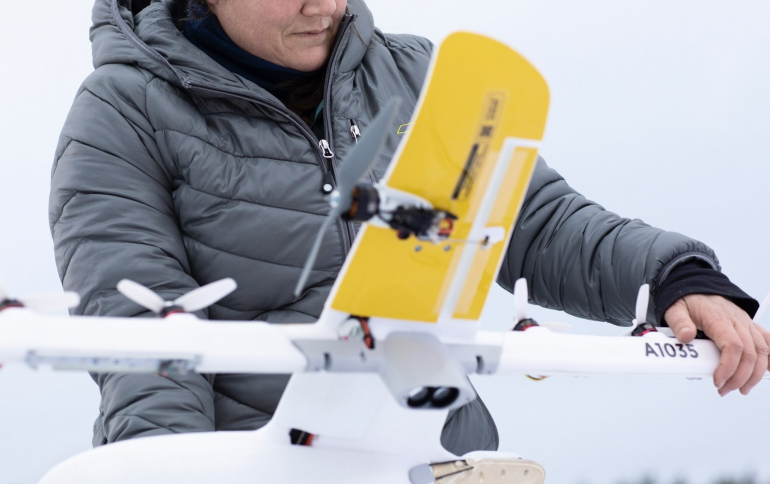 Alphabet's Wing Delivery Drones to Fly Over Finland