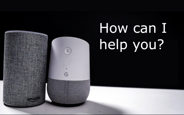 Amazon Alexa and Google Assistant Seek for Continuous Stream of Information About Your Moves at Home