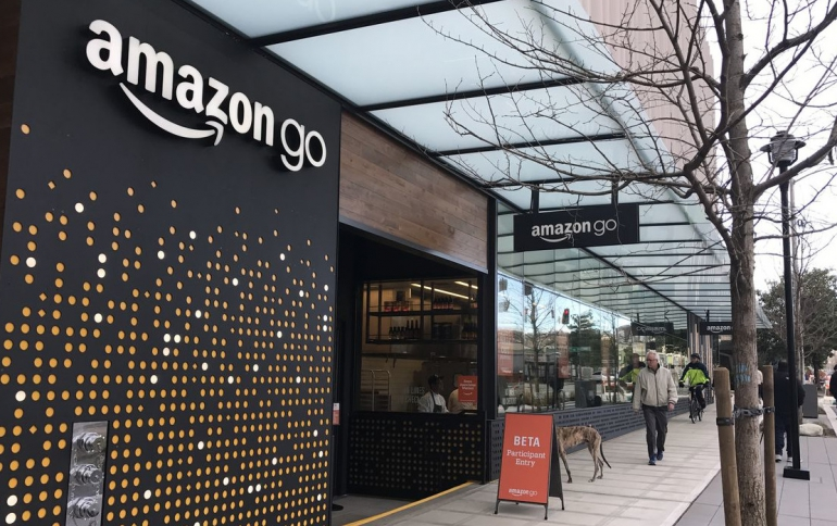Amazon Tests Stores Without Checkout Counters