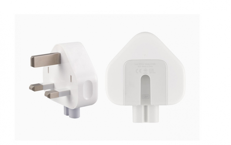 Apple Recalls AC Wall Plug Adapters and Apple World Travel Adapter Kits