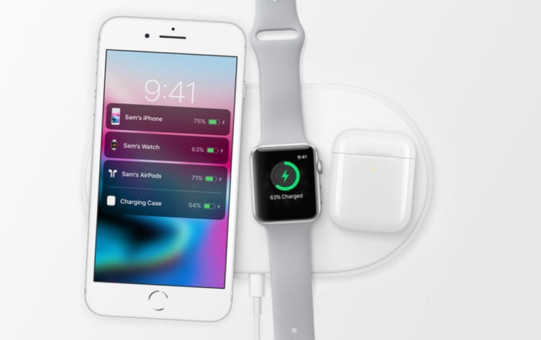 Apple Said to Have Started Production of AirPower
