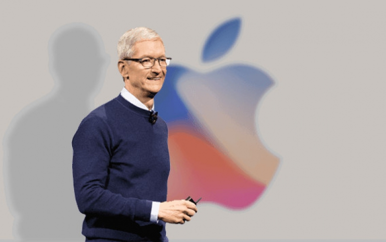 Apple's Forecast Suggests Phone Sales Stabilized