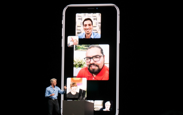 Apple to Patch Serious Privacy Bug in FaceTime Video Chat Service