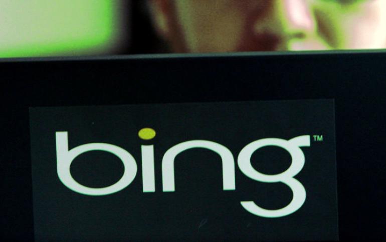 Microsoft's Bing Blocked in China
