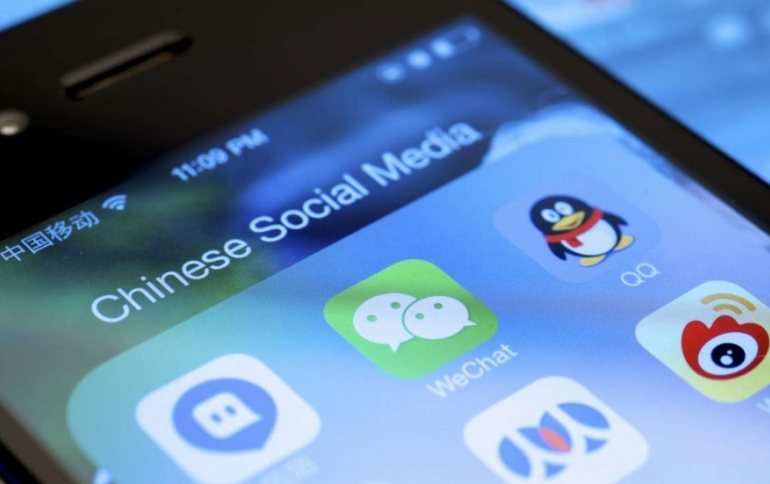 China Erases  Thousands of Social Media Accounts