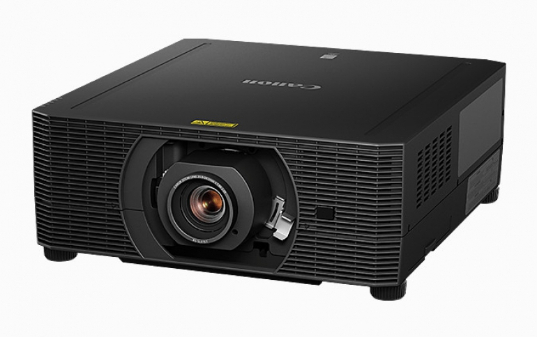 New Canon REALiS 4K6020Z And 4K5020Z 4K Laser LCOS Projectors Are Small, Light Weight But Expensive