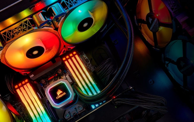 CORSAIR Hydro Series H100i and H115i RGB PLATINUM Liquid CPU Coolers Got the Look, Promise Chilling Performance