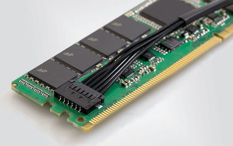Crucial Releases First 32GB NVDIMM Offering