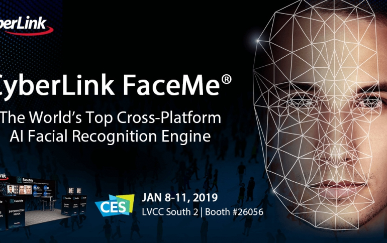 CyberLink Introduces Smart AIoT Solutions Powered by FaceMe AI Facial Recognition Engine