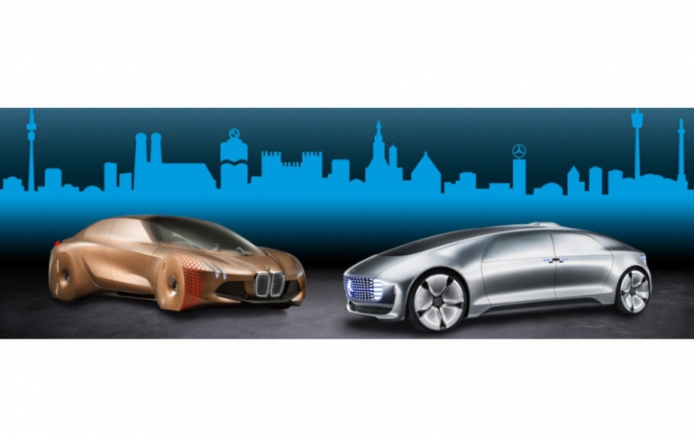 Daimler and BMW to Cooperate on Automated Driving