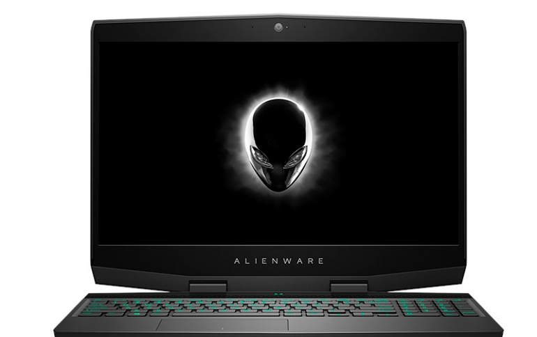 Dell Alienware m15 Gets Core i9, GeForce RTX, and 4K HDR400 Display