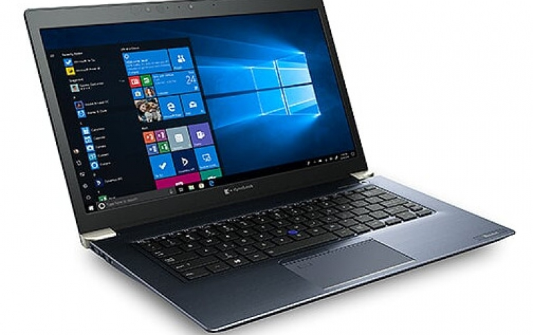Toshiba Unveils First Dynabook Branded Products in the United States