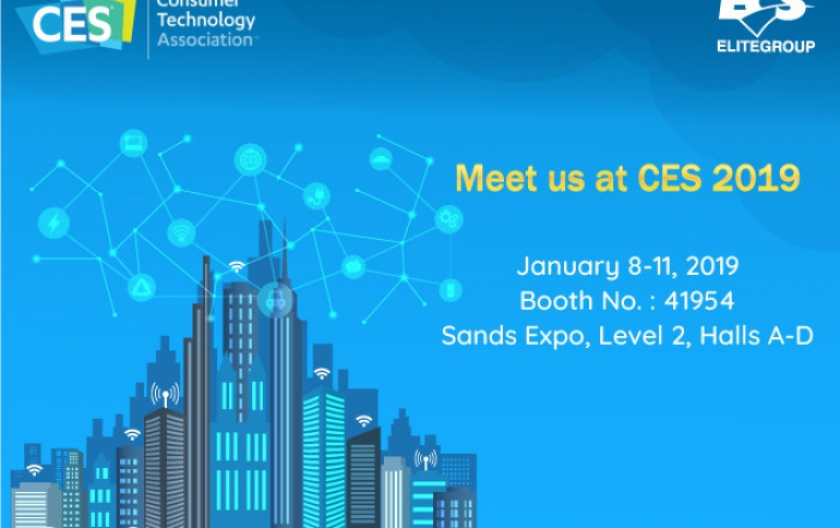 ECS to Announce  AI Products at CES 2019
