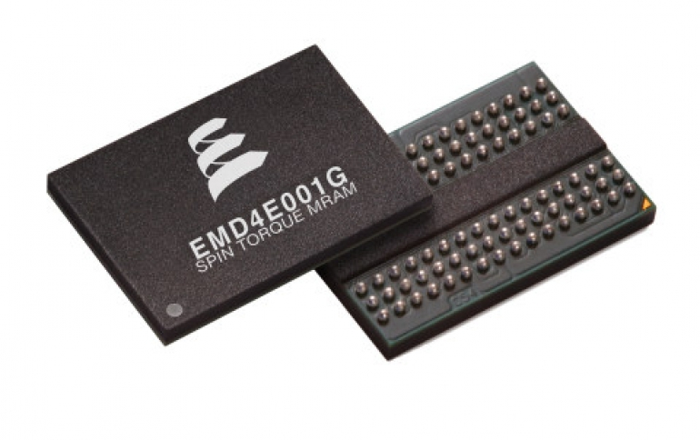 Everspin and Phison to Bring Spin Torque Transfer MRAM to Enterprise SSD Controllers