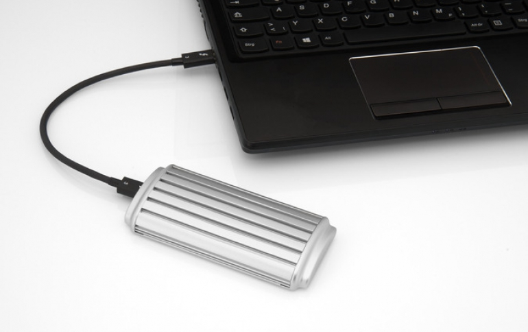 Freecom Introduces 2800 MBps Thunderbolt 3 Portable SSD
