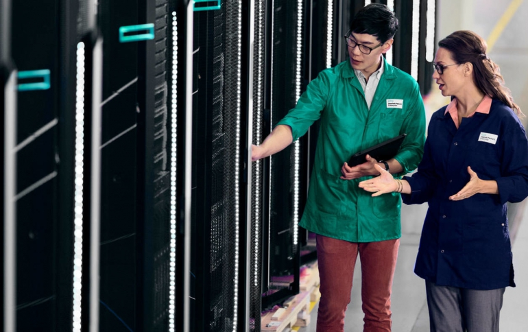 HPE Introduces New Storage Intelligence to Portfolio