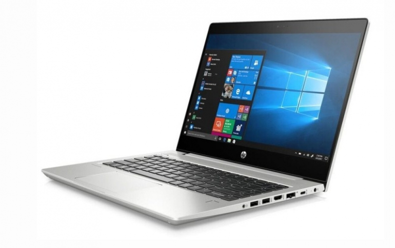 HP Launches  AMD-Based ProBook Laptops for Small Businesses