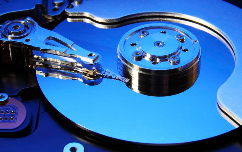 Toshiba is Developing 18TB MAMR Hard Disks