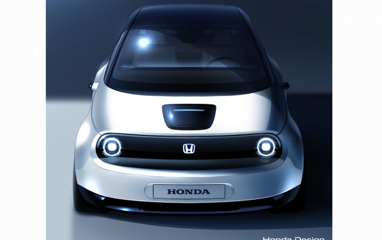 Honda to Preview New Electric Vehicle Prototype at 2019 Geneva Motor Show