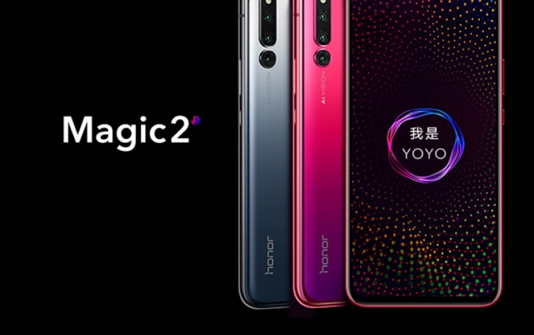 Honor Magic 2 Has Six Cameras, Bezel-Less Sliding Design
