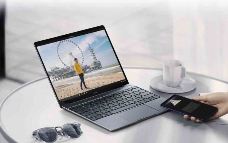 Huawei MateBook 13 and MediaPad M5 Lite Come to the US