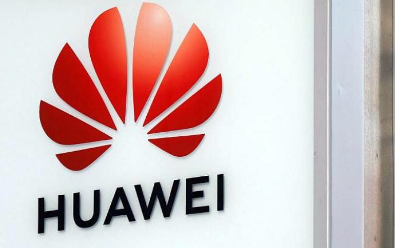 Huawei Sues U.S. Over Equipment Ban