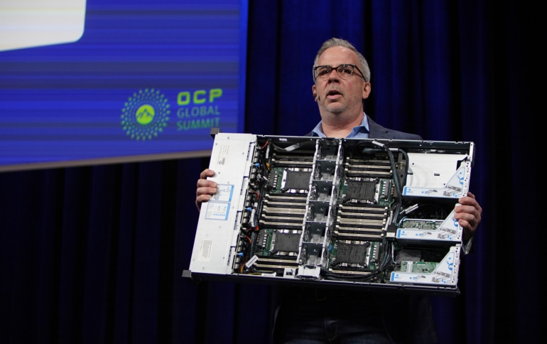 Intel Unveils High-density Reference Design, Facebook Collaboration on the Cooper Lake Processors