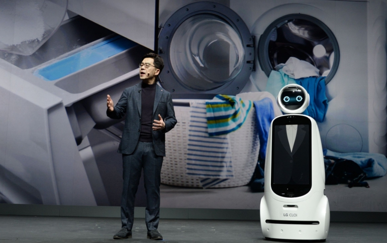 LG Envisions Life Enhanced by Consumer-Focused Artificial Intelligence