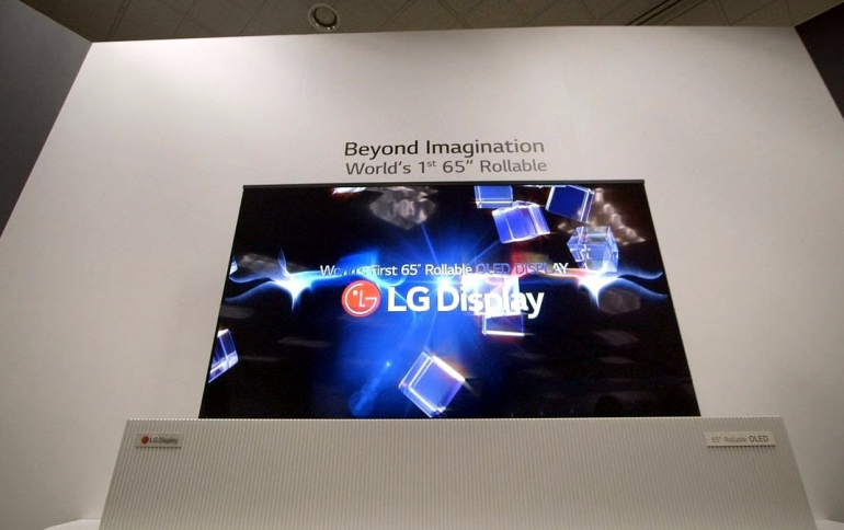 LG Display Warns of Panel Price Weakness