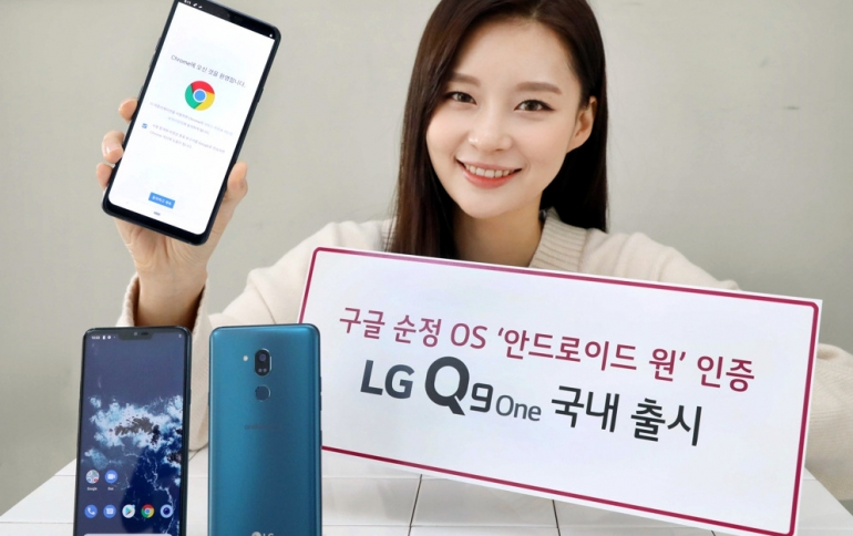 LG Launches the Q9 One for Android One Platform