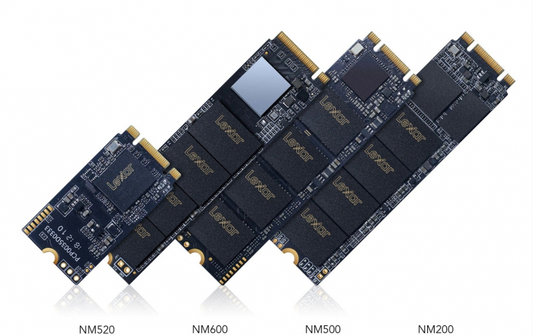 Lexar Introduces New Family of M.2 SSDs