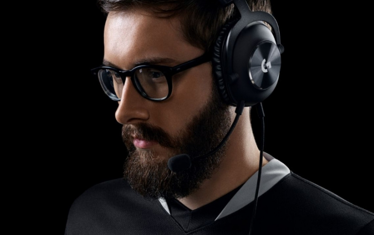 Sound Like a Pro and Hear Like One with the Logitech G PRO X Gaming Headset with Blue VO!CE Technology