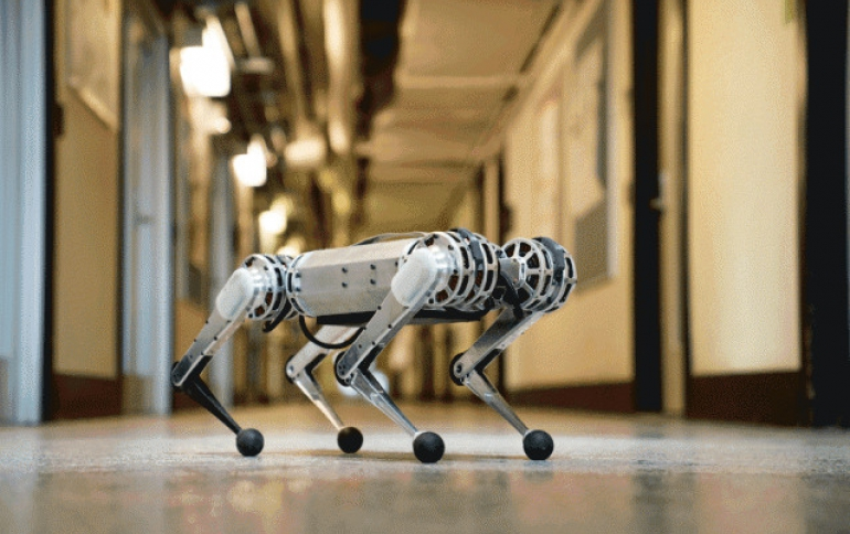 MIT's Cheetah Robot Can Do a Backflip
